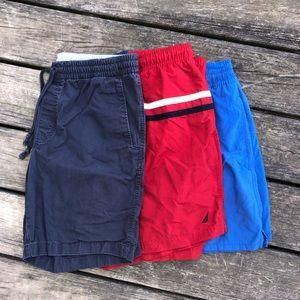 Lot/3 Shorts/Swim Trunks size medium